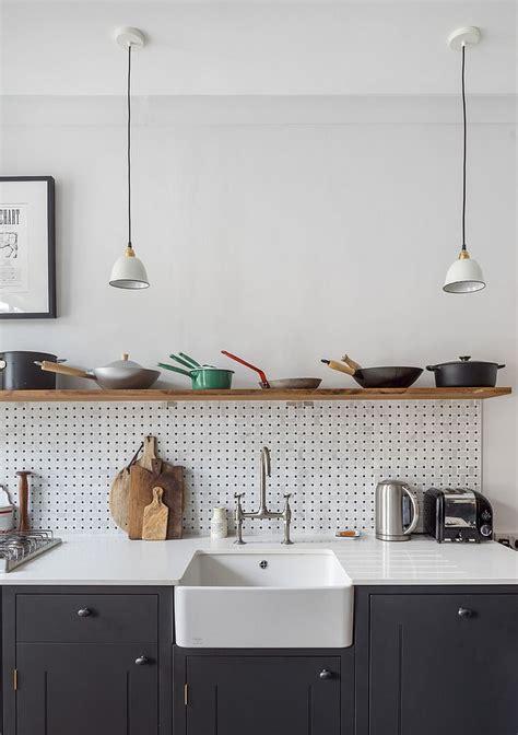 kitchen pegboard ideas transforming storage options
