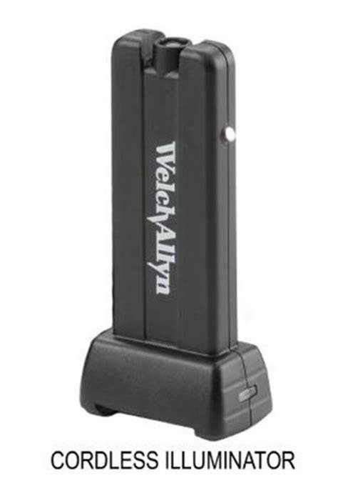 welch allyn pap light kleenspec 174 800 series illumination system cordless