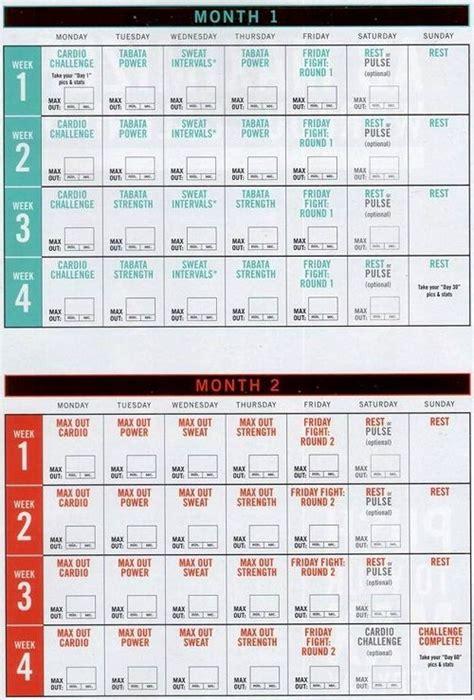 best 25 insanity workout diet ideas on