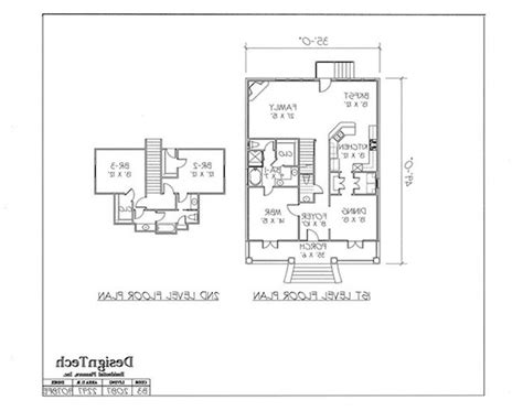653667 french acadian four bedroom with many extras house plans floor plans home plans acadian house plans photos