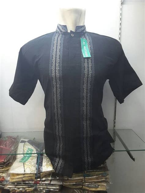 Kameja Koko Al Muttaqin Collection jual beli baju koko kameja koko baju muslim pria al