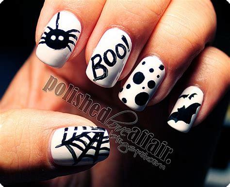 imagenes de uñas pintadas para halloween decorado de u 241 as para halloween