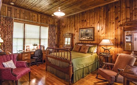 log home interior walls rustic log cabin bedroom pine wood walls neutral interior