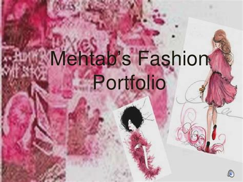 fashion design portfolio sles my fashion portfolio