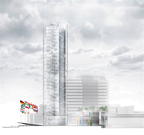 European Patent Office by Construction To Start At European Patent Office By Jean Nouvel