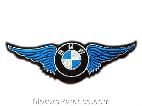 Bmw Motorrad Logo by Bmw Patches Motorspatches Motorcycles Biker Patches