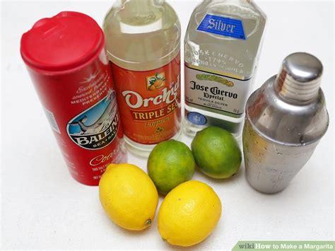 7 ways to make a margarita wikihow