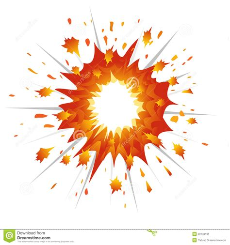 How To Draw House Plans On Computer explosion vector illustration stock image image 23148191