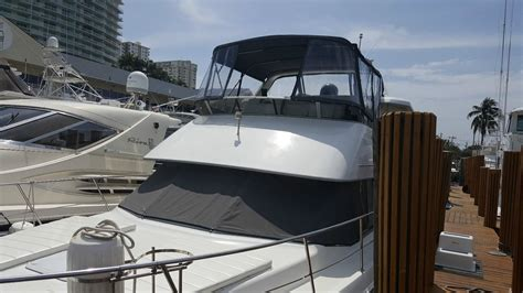 used aft cabin boats for sale in florida carver boats 355 aft cabin 1996 for sale for 50 000