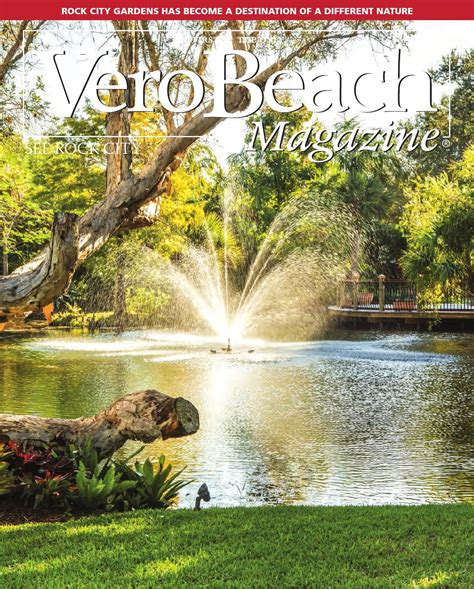 rock city gardens vero issuu see rock city vero magazine by taa