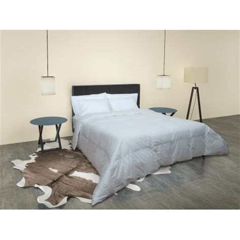 down comforter summer highland feather 260 tc 750 loft summer fill hungarian
