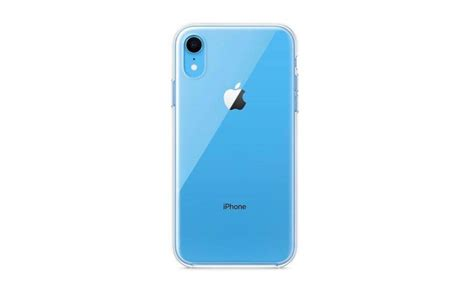 apple will show iphone xr s colors with new clear cases