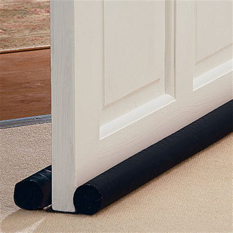Door Sweeps For Interior Doors Home Dzine Home Diy Keeping A Home Draught Free