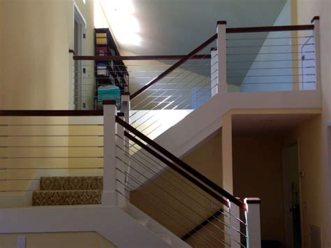 cable banister cable railing residential photo gallery ultra tec