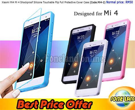 Galeno Flip Cover Xiaomi Mi4 Coklat xiaomi mi4 shockproof silicone tou end 11 10 2015 12 15 am