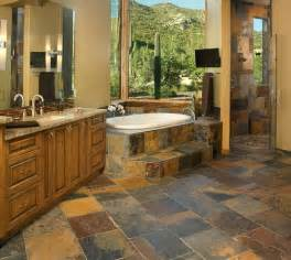 slate bathroom floor options and cleaning tips flooring ideas pictures remodel decor