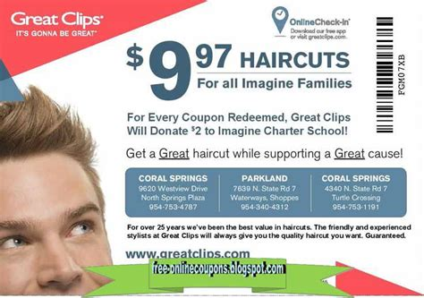 haircut deals columbus ohio printable coupons 2018 great clips coupons