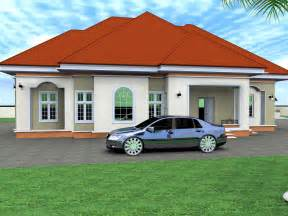 Bungalow Designs 54 4 Bedroom House Plans Nigeria Three Bedroom House Plan In Nigeria Bedroomhome Plans Ideas