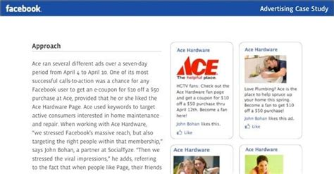 ace hardware facebook new facebook tips and tricks