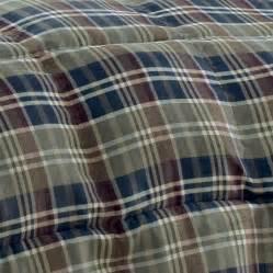 eddie bauer rugged plaid comforter set from beddingstyle com