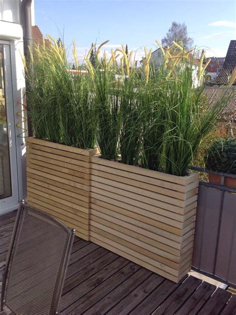 Planter Screen by 25 Best Ideas About Backyard Privacy On Patio Privacy Privacy Landscaping And