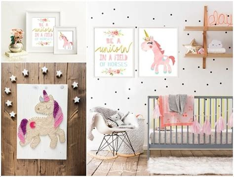 unicorn home decor magical unicorn inspired home decor ideas