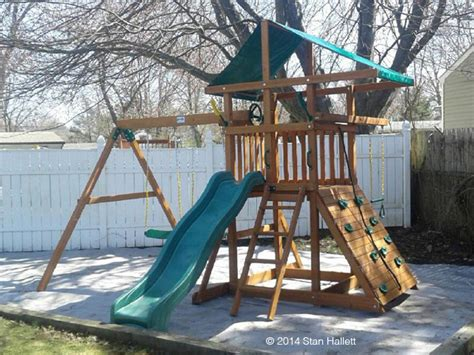 gorilla outing iii swing set stan hallett playset swing set assembly in ma ct ri