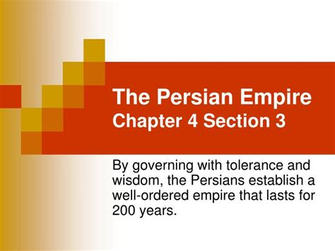 chapter 4 section 3 ppt the persian empire chapter 4 section 3 powerpoint