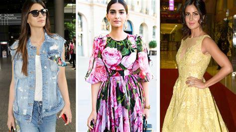 best dressed this week sonam kapoor and katrina kaif