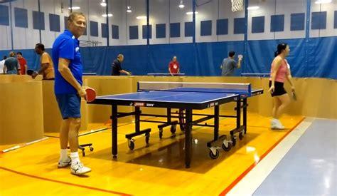 table tennis training net training
