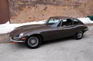 Jaguar E For Sale 1971 Jaguar E Type For Sale