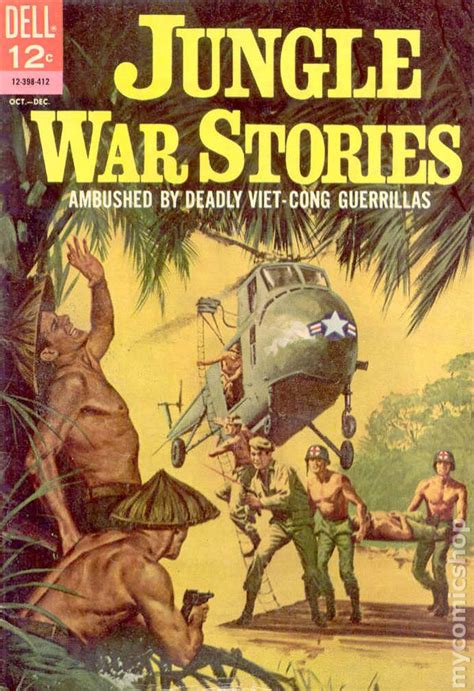 during wartime stories books jungle war stories 1962 comic books