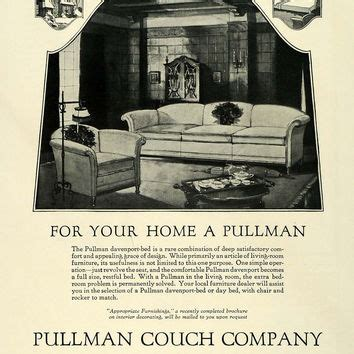 pullman couch company best antique couch products on wanelo
