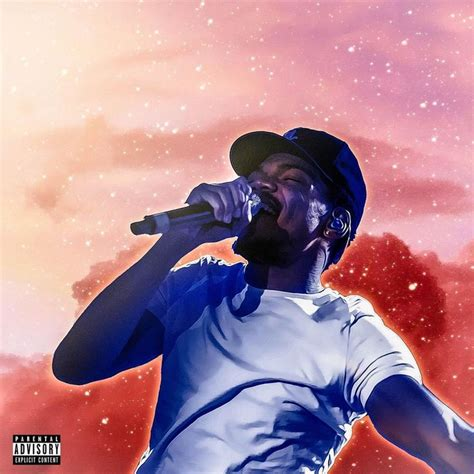 coloring book chance the rapper quotes 25 best ideas about chance the rapper on