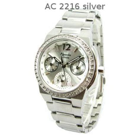 Jam Tangan Alexandre Christie Laki2 pusat jam murah toko jual jam tangan kw ori murah