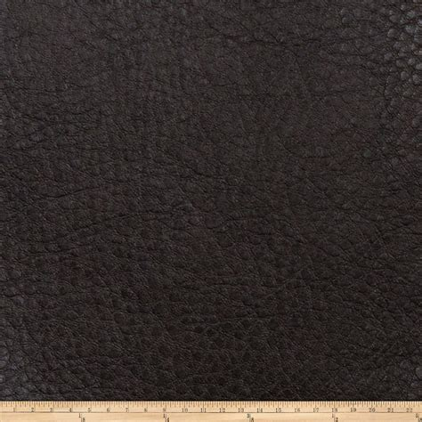 cheap faux leather upholstery fabric fabricut oxide faux leather espresso discount designer