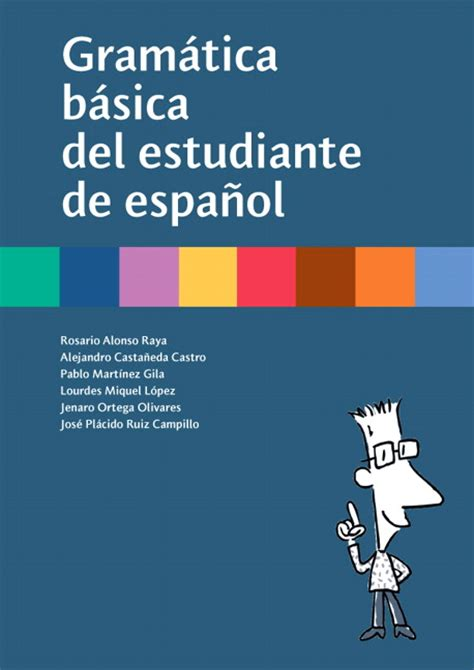 libro gramatica basica del estudiante libro gramatica espa 241 ola descargar gratis pdf