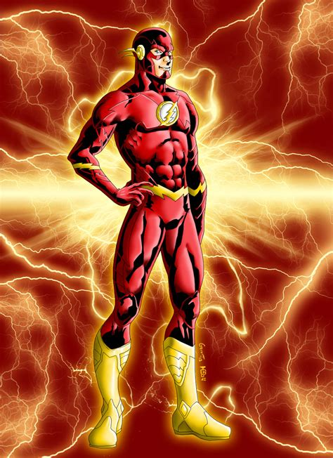 Flash New 52 new 52 the flash by grivitt on deviantart