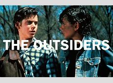 THE OUTSIDERS REDUX C. Thomas Howell In The Outsiders