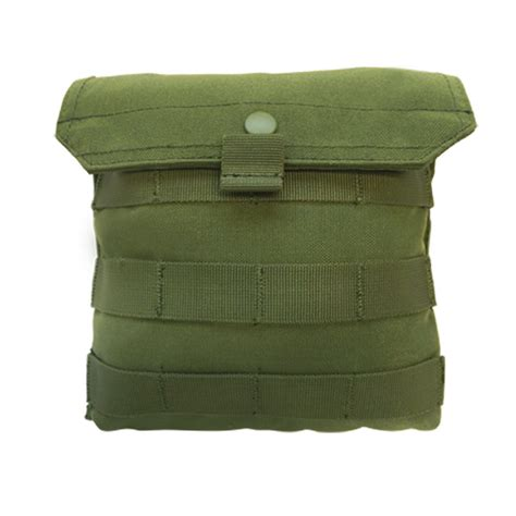 Accessories Pouch molle tactical utility side plate pouch utility accessory pouch molle pouch od
