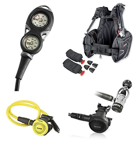 dive gear packages the best scuba diving gear packages by level the