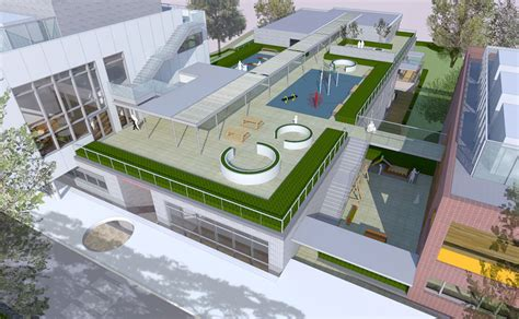 Swiss Cottage Special School by Swiss Cottage Special School Avanti Architects