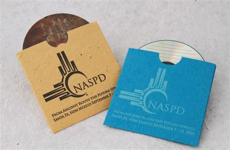 Handmade Cd Covers - cd sleeve handmade seeded paper envelope china wholesale