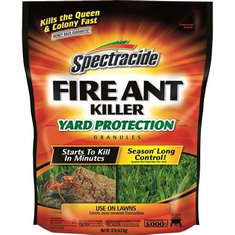 kitchen safe ant killer shop spectracide yard protection 10 lb ant killer at