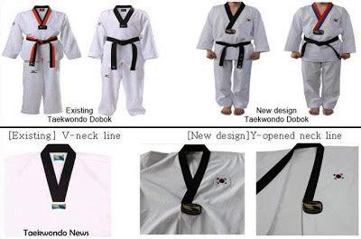 Baju Taekwondo Seragam Tae Kwon Do taekwondo jurus nama taekwondo