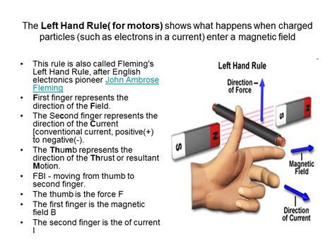 motor rule fleming right rule for motors impremedia net