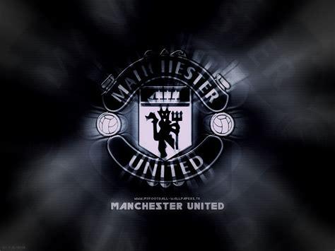 Utd Black manchester united black logo wallpaper by dalibor