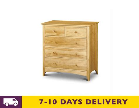 Julian Bowen Bedroom Furniture Julian Bowen Kendal 3 2 Solid Pine Chest Of Drawers