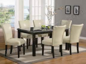 Dining Room Set faux marble top dining room set 4lfd0186c c marble top dining room set