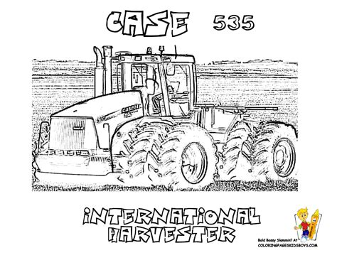 combine tractor coloring page new holland combine coloring pages coloring pages